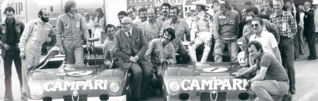 Ing. Carlo Chiti e Alfa Romeo 33-3