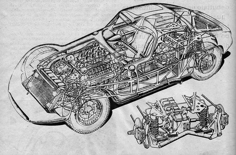 Maserati Tipo 151 prototipo
