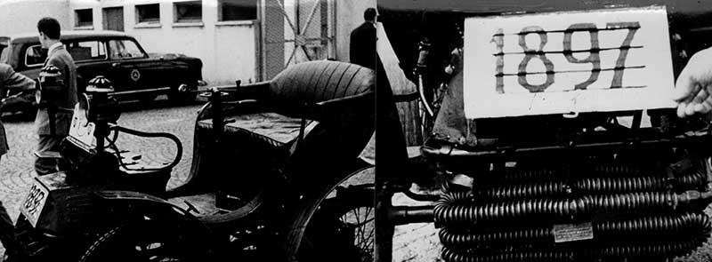 Foto Vetturetta Monza 1962